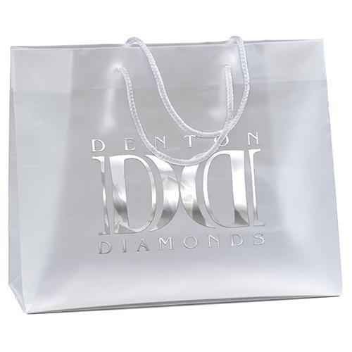 Scorpio Frosted Plastic Bag