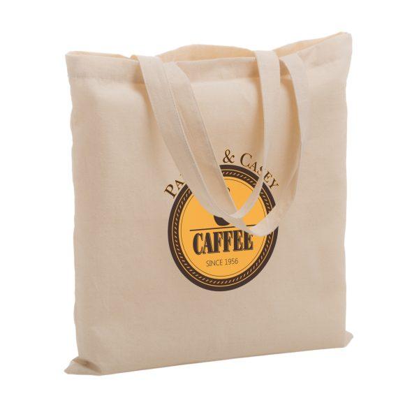 Cotton Canvas Tote Bag (15X15)