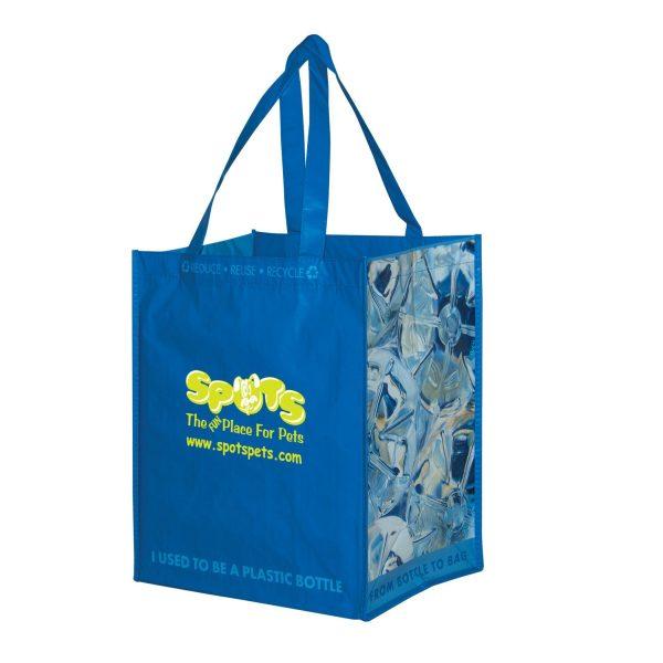 RPET Laminated Grocery Bag