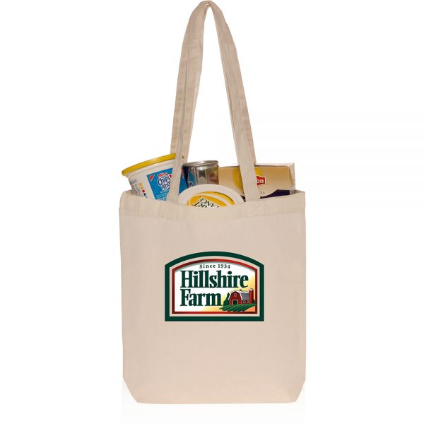 Long Handles Cotton Tote Bags ATOT215