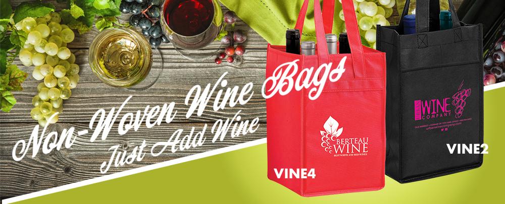 Reusable Wine Bags Wholesale