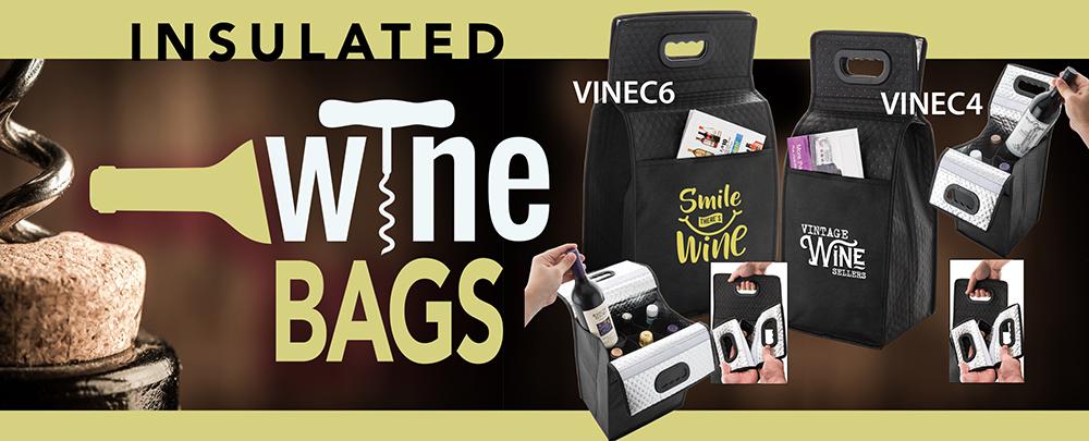 Wine Bags Bulk