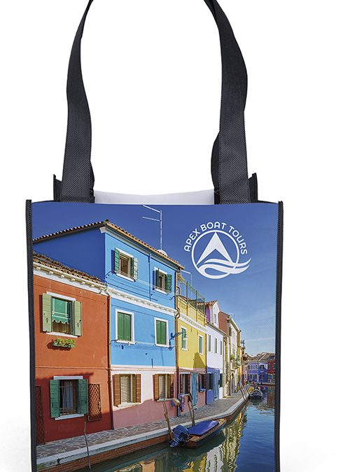 Custom Recycled Tote Bags