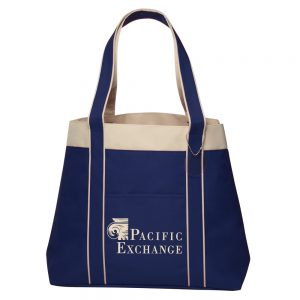 Donna Polyester Tote Bags ATOT38