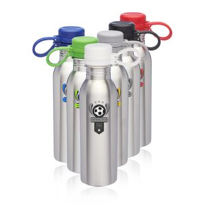 24 oz Color Pop Stainless Steel Water Bottles AWB338