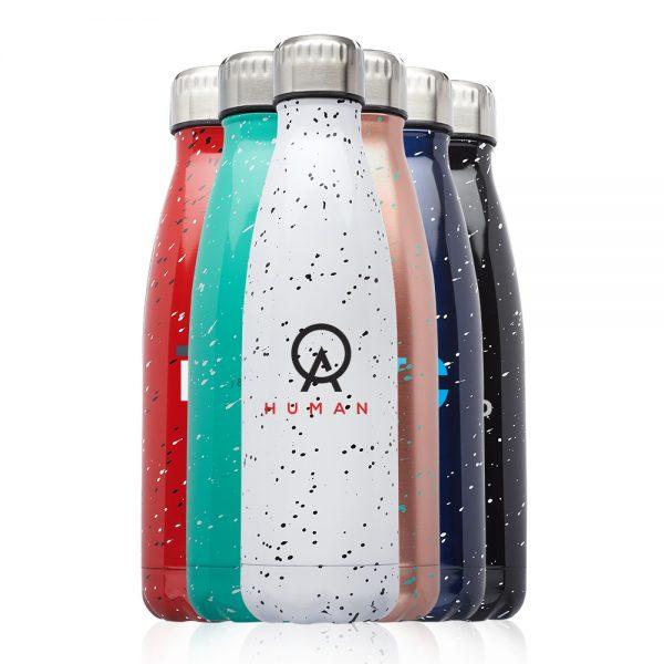 17 oz Speckle Finish Water Bottles ATM301S