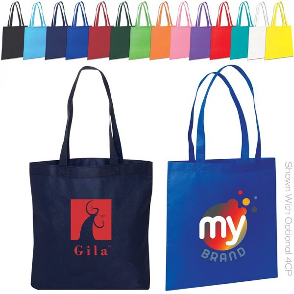 Non Woven Value Tote BG107 Reusable Bags