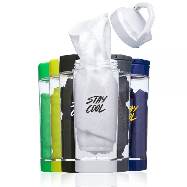 2-in-1 Cool Down Sports Kits AXD600