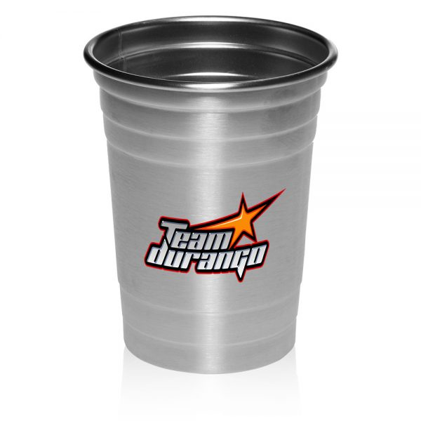 16 oz Stainless Steel Beer Cups ATM270