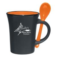 Product Number: #7170 10 Oz. Aztec Spooner Mug